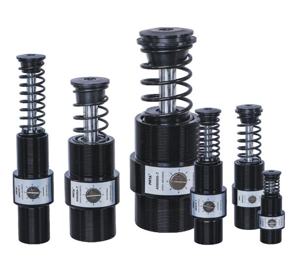 ADH系列重型可调式油压缓冲器